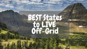 best states to live off grid